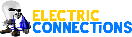 Electric Connections Logo, Griffin, GA