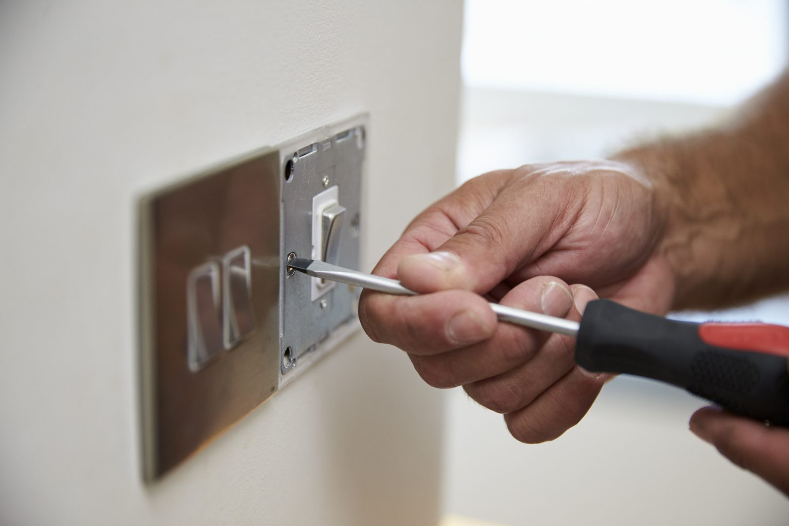light switch repair griffin, ga